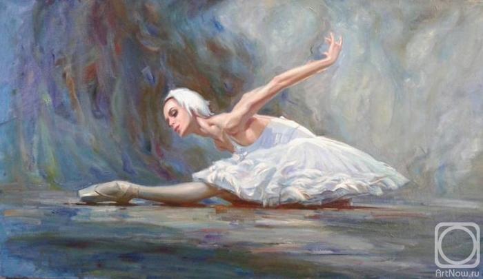 Гибет Алиса. Лебедь (700x405, 172Kb)