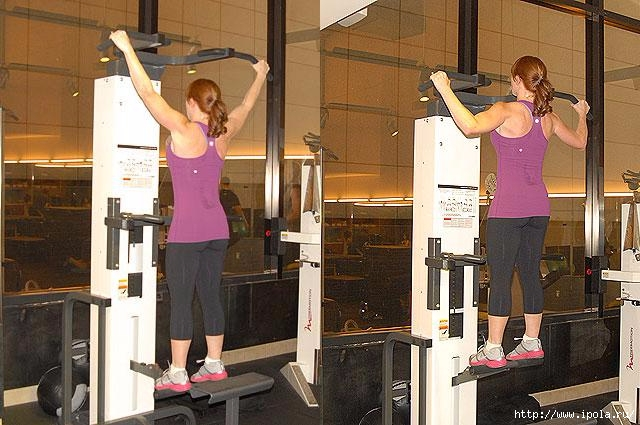 упражнения от жира на животе женщине