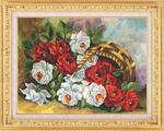 Превью ЛЦ-031 Садовые розы (375x300, 142Kb)