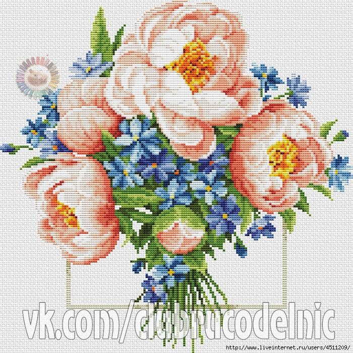 122613408_Peonies_Bouquet (700x700, 587Kb)