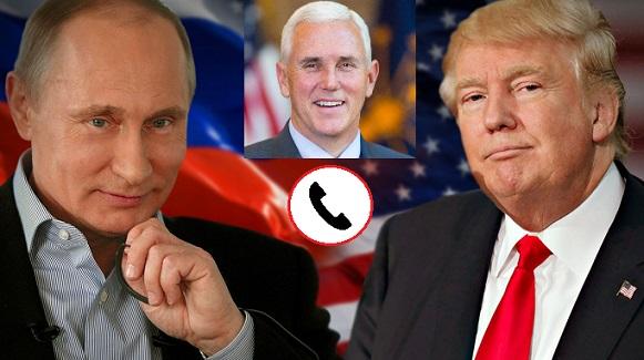 Трамп, Пенс, Путин (581x325, 70Kb)