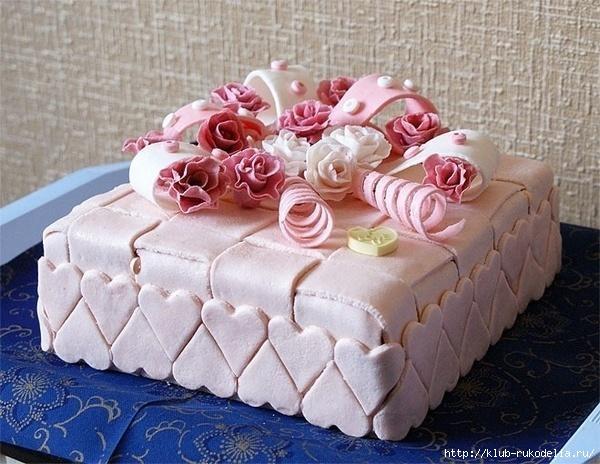 Как сделать красивейшую мастику для торта своими руками.. Обсуждение на LiveInternet - Российский Сервис Онлайн-Дневников