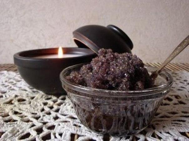 Скраб для тела из кофейной гущи в домашних условиях - Nastolnyje-nabory.ru