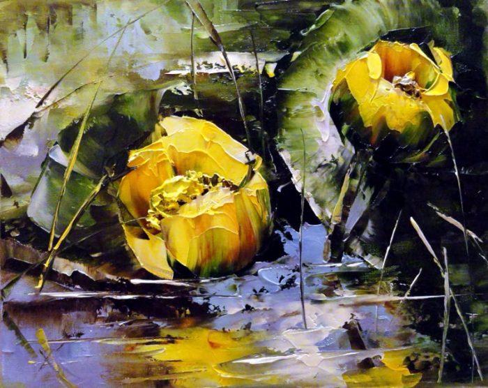 Творчество художницы из Польши Jolanta Kowalik