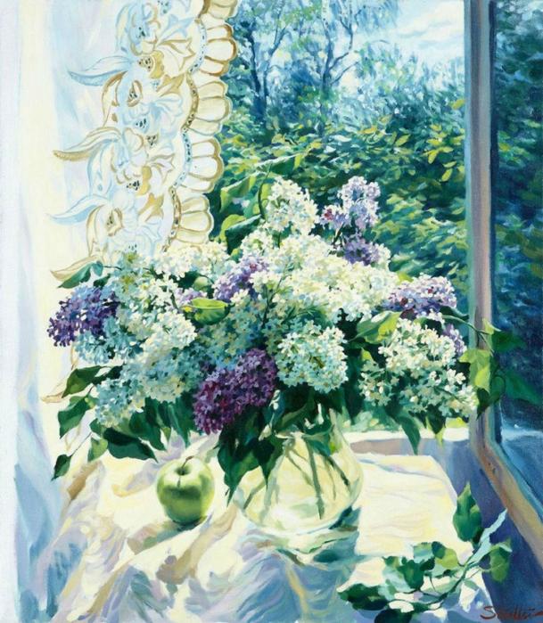 Nadezhda Streltsov Надежда Стрельцова Tutt'Art@ (26) (609x700, 555Kb)