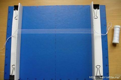 Станок для бисероплетения. Мастер-класс (6) (480x319, 63Kb)