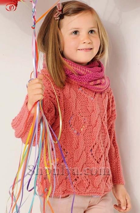 Вязание спицами для детей на Узелок.ру: бесплатные схемы и ...