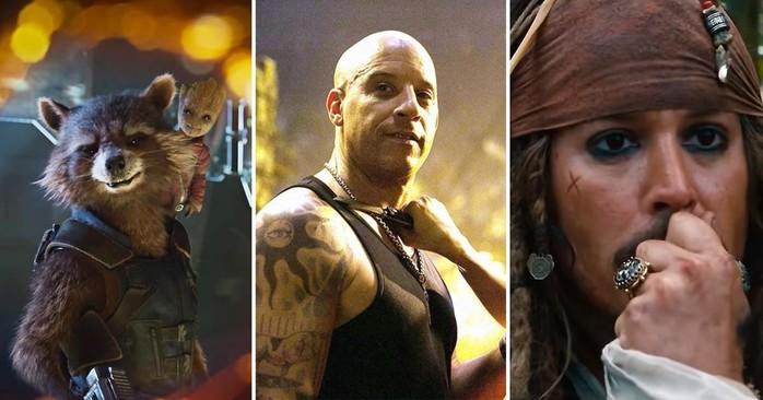 20 самых ожидаемых фильмов 2017 года