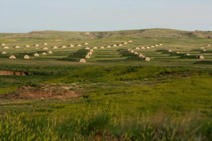 поселок из бункеров xPoint 1 (700x465, 283Kb)