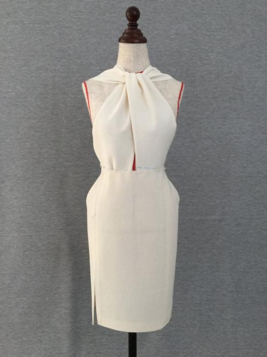 Курс обучения муляжный метод моделирования одежды, метод