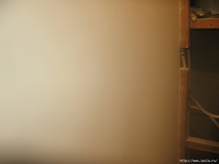 """alt=""""Подготовка стен к покраске водоэмульсионной краской""""/2835299_IMG_1451 (700x525, 168Kb)"""