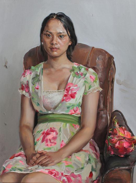"е§ље®Џе""'(Yao Hongru)-www.kaifineart.com-1 (521x700, 387Kb)"