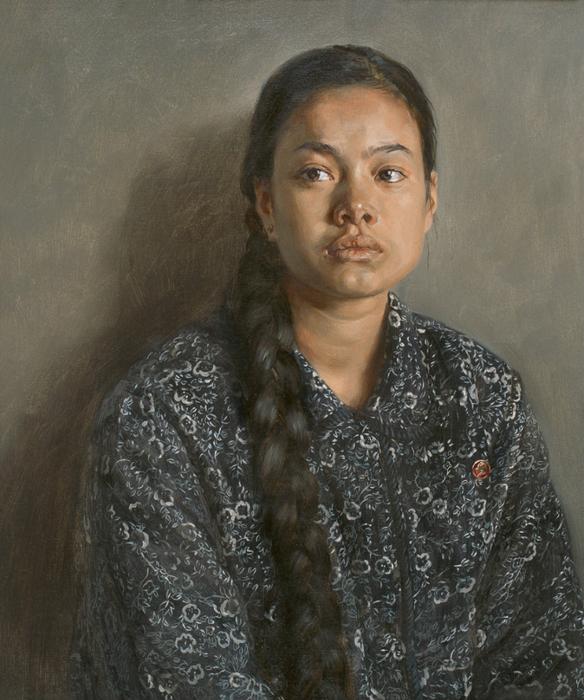 "е§ље®Џе""'(Yao Hongru)-www.kaifineart.com-8 (584x700, 453Kb)"