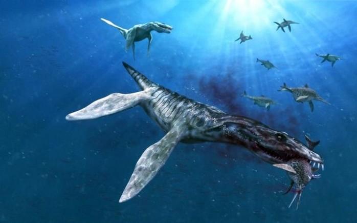 Топ 10 гигантских динозавров   самые большие ящеры, известные современной науке