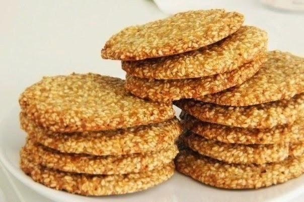 кунжутное печенье (604x402, 221Kb)