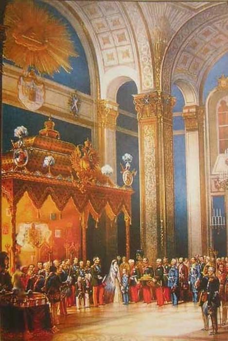 Где можно увидеть символ «Всевидящее око» в России: архитектура, иконы, гербы и другое