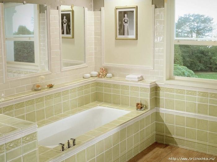 Как заделать щель между ванной и стеной. Несколько полезных вариантов!