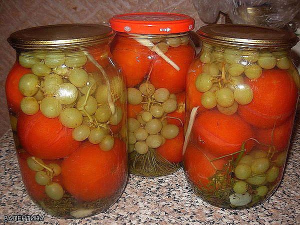 помидоры с виноградом без уксуса! (600x450, 320Kb)