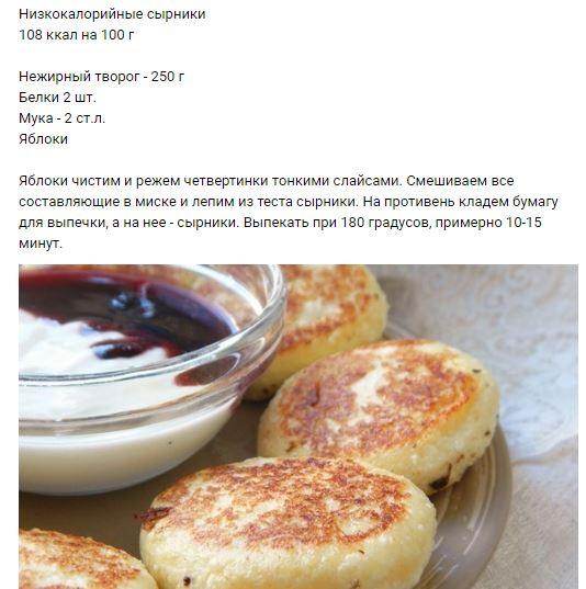 Сырники классические рецепт пошаговый с