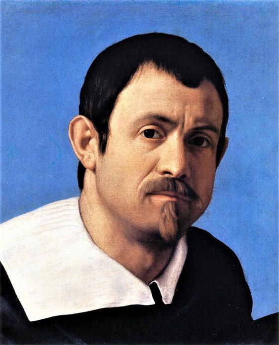 Автопортрет   ок.1650    38 x 32.5   х.,м.   Флоренция, Уффици (565x700, 113Kb)