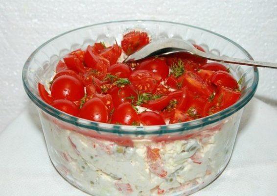 Salat-s-pomidorami-i-gribami1-566x400 (566x400, 39Kb)