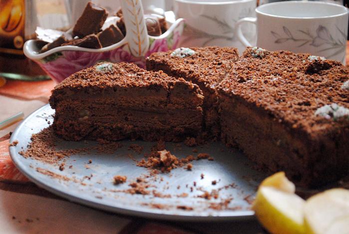 Кофейный пирог (700x469, 457Kb)