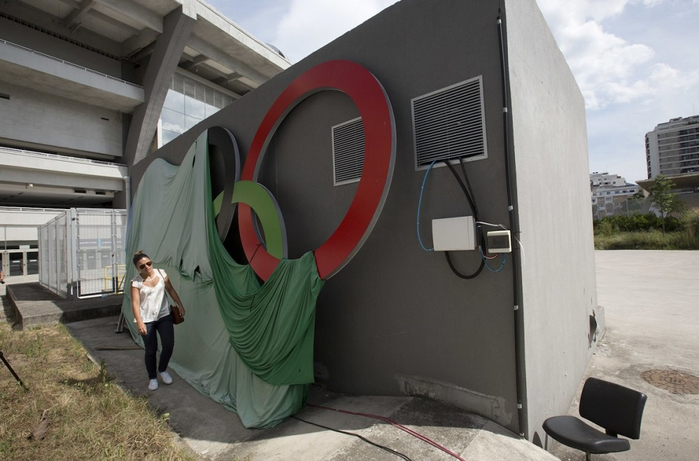 олимпийские объекты в бразилии 15 (700x461, 267Kb)