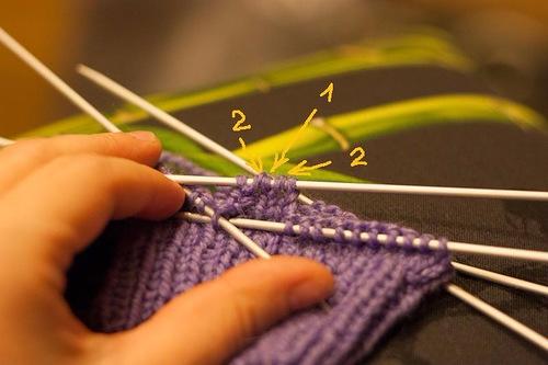 Митенки спицами: разные примеры вязания (фото и видео)