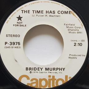 Bridey Murphy