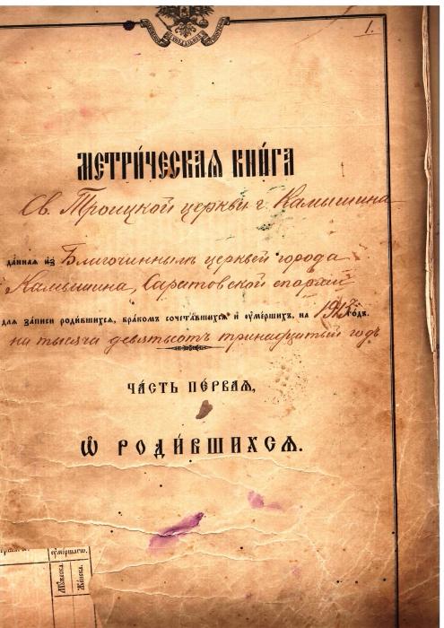 метрическая книга (495x700, 450Kb)