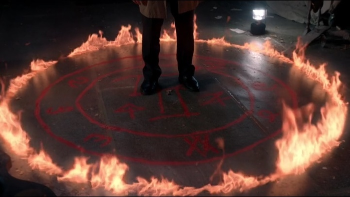 Старинное искушение   дьявольский фанфик к сериалу «Сверхъестественное»