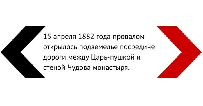 Что можно увидеть в подземельях Московского Кремля