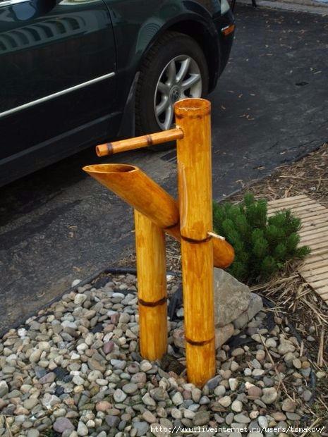 Бамбук изделия своими руками