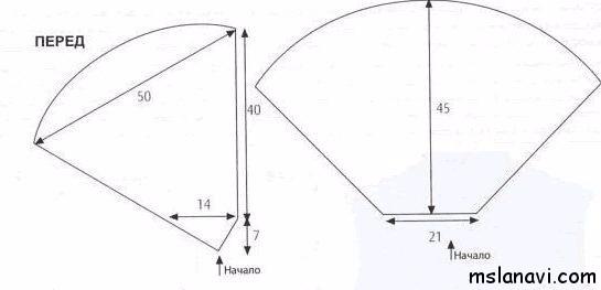 вязаная-накидка-меланжевой-пряжей-выкройка (545x263, 62Kb)