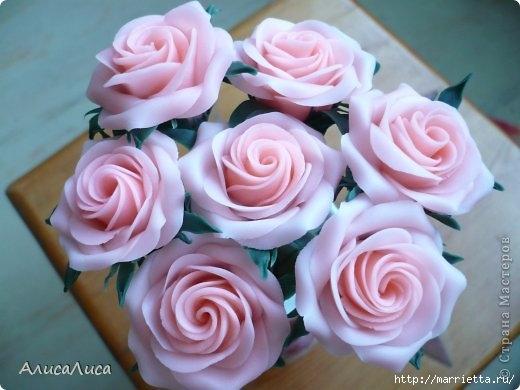 Викторианские розы из холодного фарфора (1) (520x390, 115Kb)