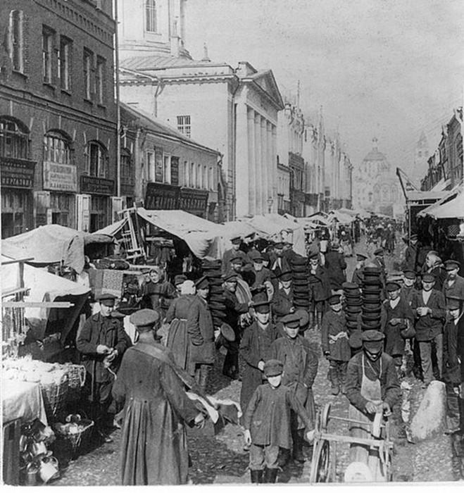 Какой была продовольственная корзина в Российской империи