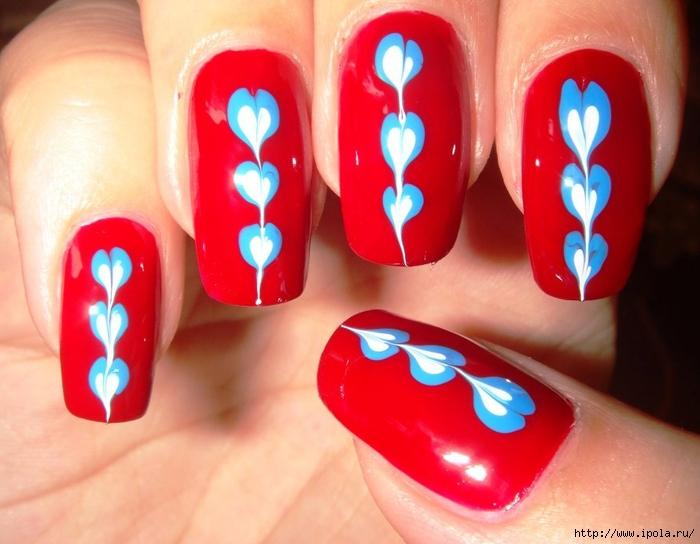 """alt=""""Рисунки на ногтях иголкой""""/2835299_Risynki_na_nogtyah_igolkoi7 (700x544, 224Kb)"""