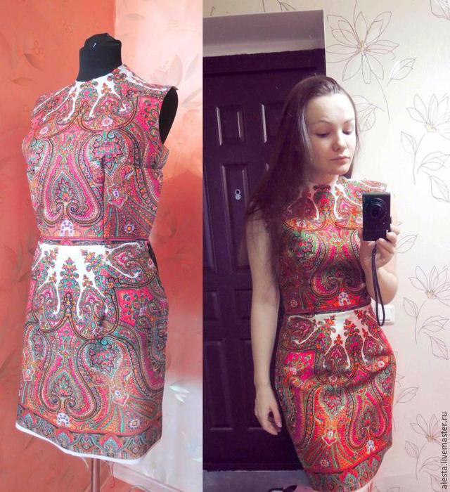 Сошью платье на дому 410