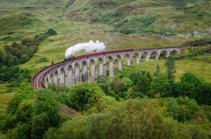 4. Виадук Гленфиннан, Шотландия (700x462, 467Kb)