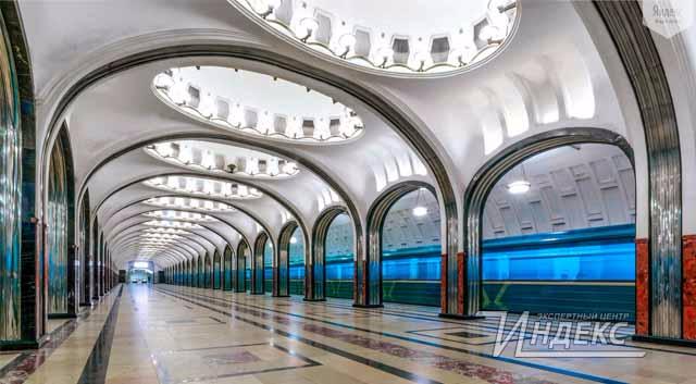 Уровень шума на станциях московского метро снизится на 10% (640x353, 207Kb)