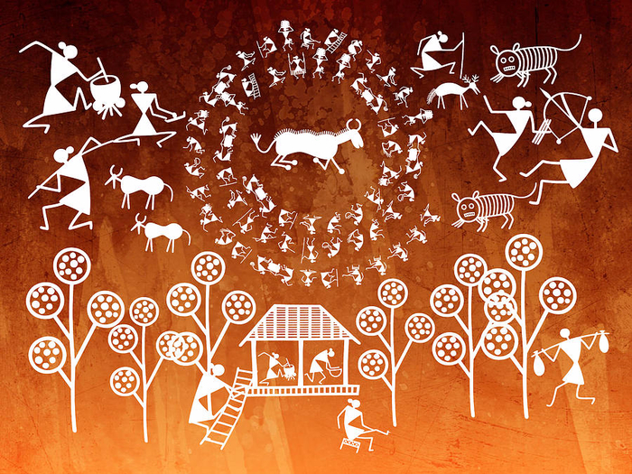 warli-day-subhash-limaye (700x525, 609Kb)
