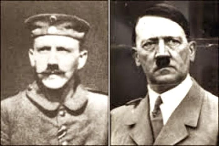 Зачем Гитлер носил усы «зубная щетка»?