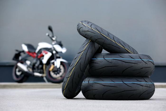 Можно ли установить бескамерную резину на мотоцикл со спицованными колесами?