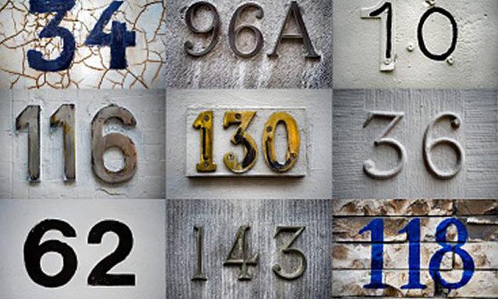 нумерология квартиры и дома онлайн