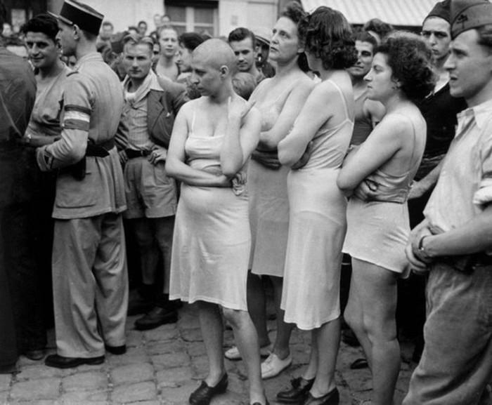 Немецким солдатам было запрещено вступать в отношения с женщинами из этого списка