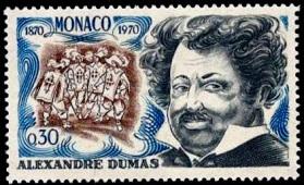 YtMC 839 Alexandre Dumas, p?re (279x170, 34Kb)