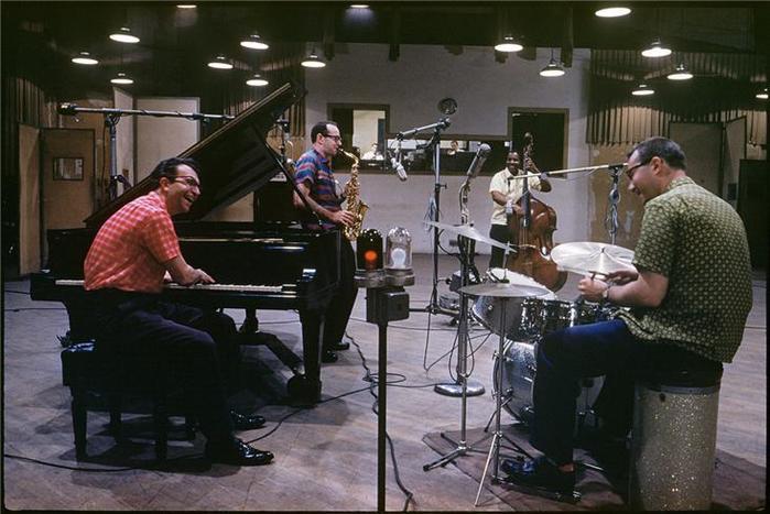 Brubeck Quintet (700x467, 56Kb)