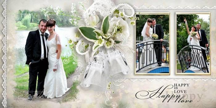 Фотограф Виталий Рыжков - Свадебная книга