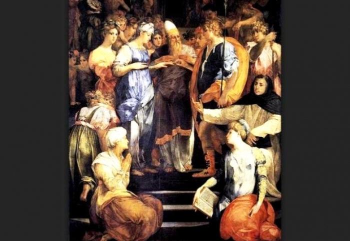 Обручение Девы Марии (700x483, 202Kb)
