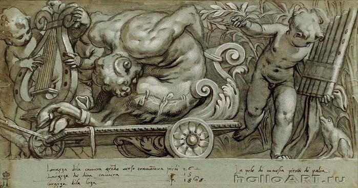 Джованни Баттиста ди Якопо (Россо Фьорентино) (700x368, 108Kb)